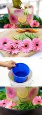 How To Make A Flower Centerpiece Arrangements by Best 25 Flower Ice Cubes Ideas On Pinterest Flowers In Ice