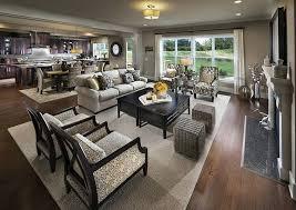 open concept kitchen living room designs living room dining kitchen designs this lovely contemporary open