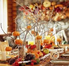 gorgeous and awesome thanksgiving dinner table