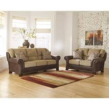 Rent Living Room Furniture Rent Benchcraft Vandive Sand Sofa And Loveseat
