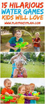 Backyard Games For Toddlers by Best 25 Water Games For Kids Ideas On Pinterest Water Games
