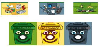 imagenes animadas sobre el reciclaje la selección de los desechos sólidos en el proceso de reciclaje