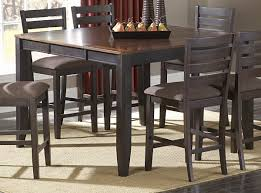 Dining Table Adorable Small Dining Room Decoration Using - Pub style dining room table