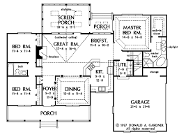country style house plan 3 beds 2 baths 1652 sq ft plan 929 393