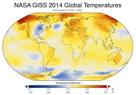 World Temperatures Map by Thoughts On 2014 And Ongoing Temperature Trends Realclimate