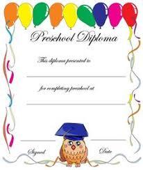 preschool diploma free printable preschool diploma graduation free