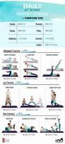 free workout schedule daily home workout plan inspirational free beginner workout