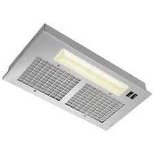 amazon com broan pm250 power module range hood silver appliances
