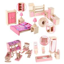Dollhouse Furniture Kitchen Online Get Cheap Dollhouse Kitchen Furniture Aliexpress Com