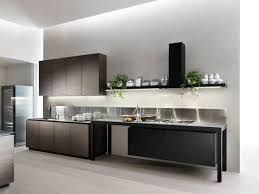 cuisine innovante cuisine italienne design banco par molteni dada côté maison