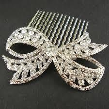 bridal hair comb vintage retro wedding hair comb wedding hair