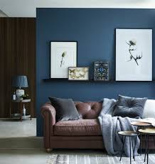 deco canape marron couleur peinture salon conseils et 90 photos pour vous inspirer