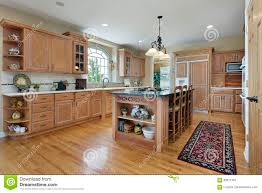 kitchen with large island kitchen with large center island stock photo image 83911561