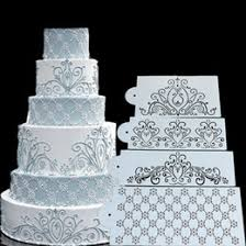 wedding cake lace cake lace stencil online cake lace stencil for sale