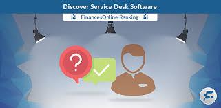what is service desk best service desk software reviews comparisons 2018 list of