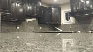 interior countertop kitchen with new caledonia granite and