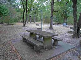 fort parker state park primitive group camp u2014 texas parks