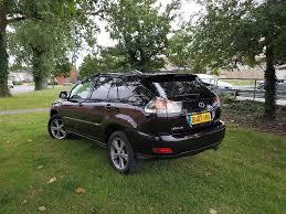 lexus rx for sale in essex lexus rx 400h leather sat nav xenon adaptive headlights 2 keys