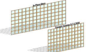 Revit Curtain Panel 4 Point Adaptive Curtain Panel Nesting Adaptive Families And
