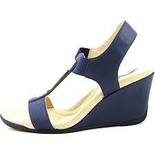 anne klein fashion designer anne klein loona wedge sandal women