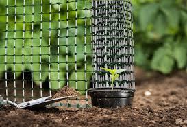 Garden Netting Trellis Plastic Garden Fencing Roll Home Outdoor Decoration