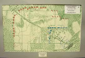 Map Of Mansfield Ohio by Battle Of Mansfield La