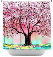 Shower Curtains With Trees Tree Curtains Buy Lewis Oakley Trees Eyelet Lined Curtains