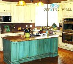 turquoise kitchen island marvelous teal kitchen island large size of rustic kitchen islands