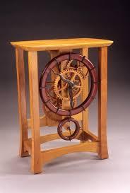 45 best clocks images on pinterest wooden gears woodworking