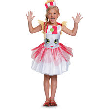 Light Bulb Halloween Costume Shopkins Poppy Corn Classic Child Halloween Costume Walmart Com