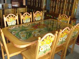 Mexican Dining Room Furniture Mexican Dining Table And Chairs Inspiring Mexican Dining Room Sets