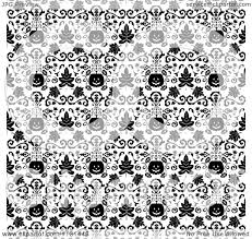 halloween black background pumpkin clipart of a black and white halloween pumpkin damask background