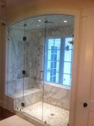 Large Shower Doors Frameless Shower Doors By A Christian Glass