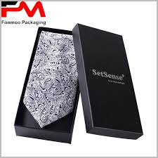 tie box gift tie gift box custom packaging boxes wholesale by china