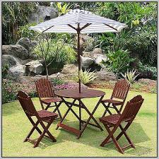 Patio Dining Set With Umbrella Patio Table Set With Umbrella Patio Furniture Conversation