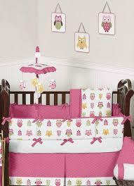 Owl Nursery Decor Modern Owl Nursery Decor White Solid Wood Baby Crib Owl Baby Crib