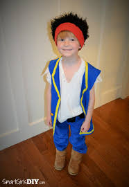 pirate halloween costume kids diy jake and the never land pirates costume