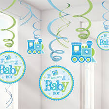 welcome boy baby shower party supplies party delights