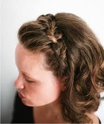 how to braid short hair step by step 11 beautiful braids for short hair more com