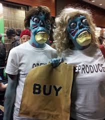 they live alien costumes 5 steps with pictures