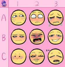 How To Draw A Meme Face - artist face meme tumblr