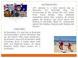 what do you about australia australian engli sh ppt