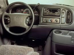 Dodge Ram Interior - dodge ram van 1998 picture 4 of 4