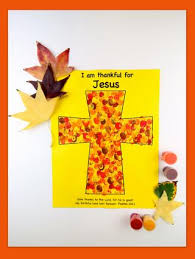 thanksgiving craft thankful for jesus egglo entertainment