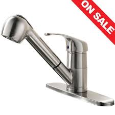 Stainless Steel Faucets Kitchen by Kitchen Sink Faucets Amazon Com Kitchen U0026 Bath Fixtures
