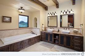 mediterranean style bathrooms 15 beautiful mediterranean bathroom designs home design lover