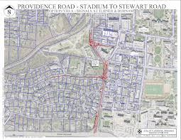 Columbia Missouri Map Providence Road Improvement Project Scheduled To Begin Week Of May 15