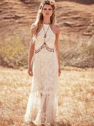 Boho Wedding Dresses Boho Wedding Dresses Free People U0027s Wedding Dress Collection