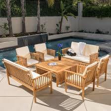 christopher knight home puerta grey outdoor wicker sofa set sofa