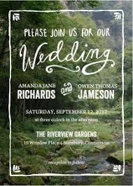 forest wedding invitations garden wedding invitation ideas floral woodland jungle